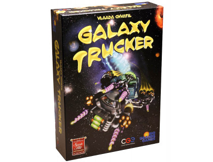 Настольная игра Galaxy Trucker (Галактические дальнобойщики, Космические дальнобойщики) русское издание