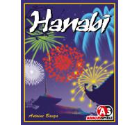 Настольная игра Hanabi (Фейерверки, Ханаби)
