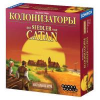 Настольная игра Колонизаторы (Settlers of Catan)