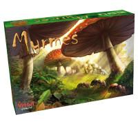 Настольная игра Myrmes (Муравьи)