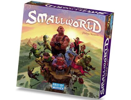 Настольная игра Маленький мир (Small World) русское издание