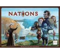 Настольная игра Nations (Народы мира, Нации)