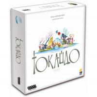 Настольная игра Токайдо (Tokaido) европейское издание