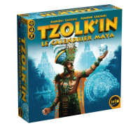 Настольная игра Tzolkin: The Mayan Calendar (Цолкин: Календарь Майя, Tzolk'in, Tzol'kin, Цолькин) европейское издание