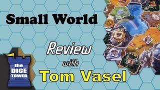Настольная игра Small World: Underground (Маленький мир: Подземелье)