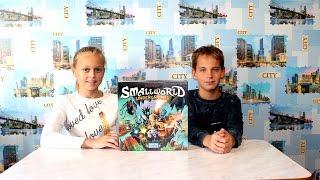 Настольная игра Small World: Underground (Маленький мир: Подземелье)2