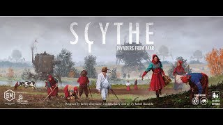 Настольная игра Серп. Захватчики из далеких земель (Scythe: Invaders from Afar)