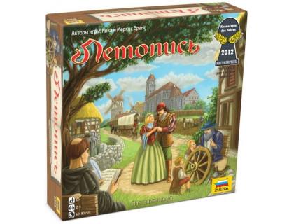 Настольная игра Летопись (Village , Деревня) европейское издание