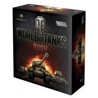 Настольная игра World of Tanks: Rush (Мир Танков)